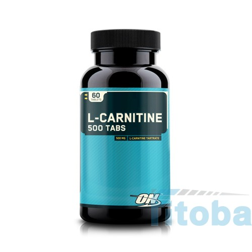 Optimum Nutrition L-Carnitine 60 Tabs