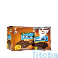 Chef Jays Protein Brownie 85g x 12
