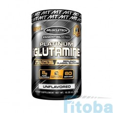 MuscleTech MuscleTech Essential Series Platinum 100% Glutamine (300g)