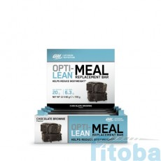 Optimum Nutrition Opti-Lean Meal Replacement Bar 12x60g