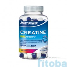 MULTIPOWER Creatine 102 Caps