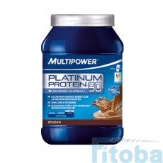 MULTIPOWER Platinum Protein 90 600g