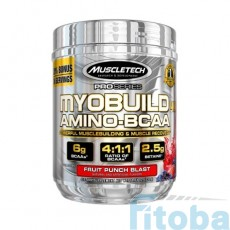 MuscleTech Pro Series Myobuild 4x (36 serv) - Fruit Punch Blast
