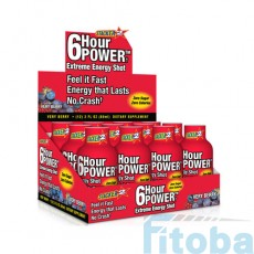 Stacker 2 6 Hour Power 12 x 60ml