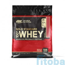 Optimum Nutrition 100% Whey Gold Standard (3175g) - Enzyme Free (7lbs)